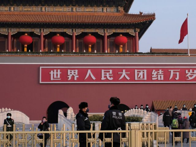 Beijing denounces 'immoral' US Senate bill threatening China with sanctions over Covid-19