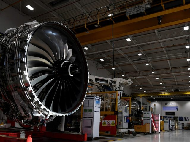 Rolls-Royce to cut 9,000 jobs, mostly in the UK, in order to survive the coronavirus pandemic