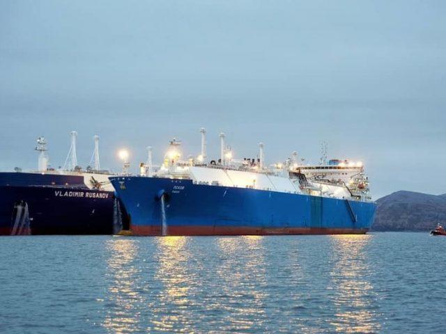 Russia surpasses Saudi Arabia as China's top supplier of crude