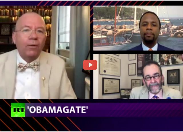 CrossTalk, QUARANTINE EDITION: 'Obamagate'