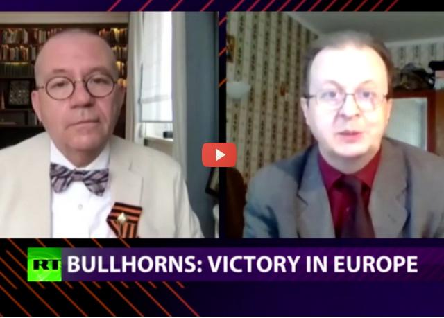 CrossTalk Bullhorns, QUARANTINE EDITION: Victory in Europe
