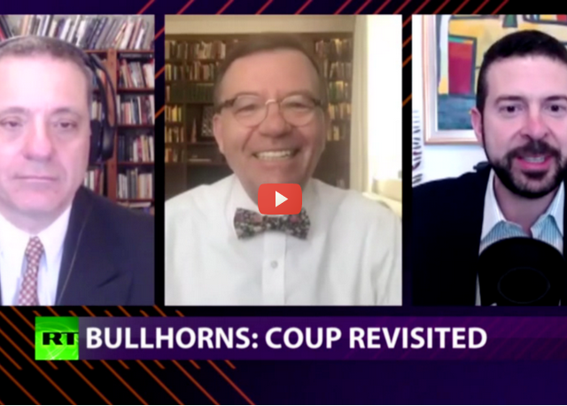 CrossTalk Bullhorns, QUARANTINE EDITION: Coup Revisited