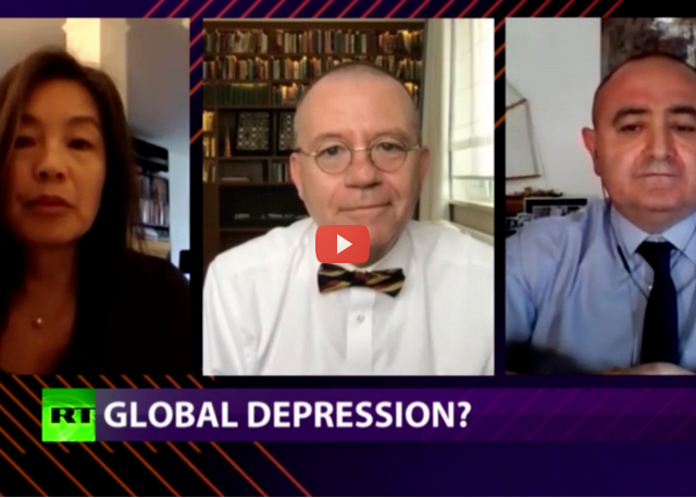 CrossTalk, QUARANTINE EDITION: Global depression?