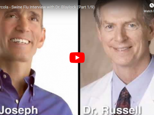 Swine Flu — One of the Most Massive Cover-ups in American History