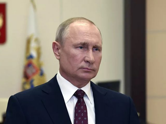 Russian President Vladimir Putin Reveals How Moscow Created Unique High-Tech Weapons