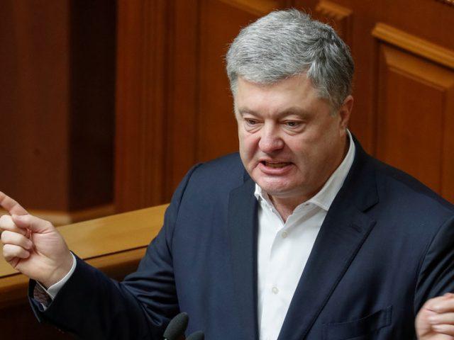 Ukraine's ex-leader Poroshenko blames President Zelensky's office for helping 'fabricate' audio of his call with Biden