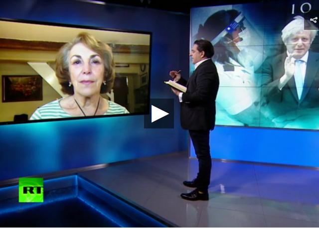 Edwina Currie defends Boris Johnson & Dominic Cummings amid fierce coronavirus backlash