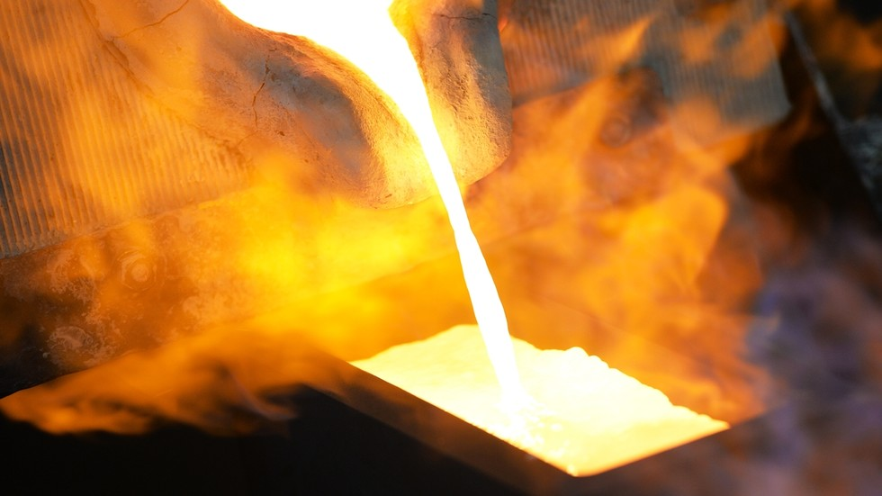 Gold output in Russia continues to grow,