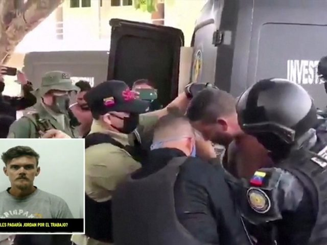 Delivering Maduro to America was objective of failed Venezuelan incursion – US mercenary says in interrogation tape