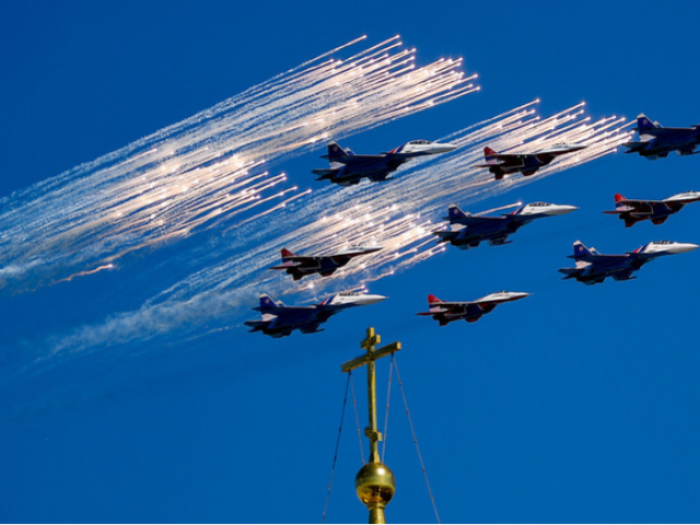Russia to host Victory parade May 9 despite COVID-19 pandemic