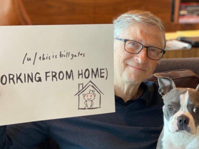 Bill Gates will use microchip implants to fight coronavirus