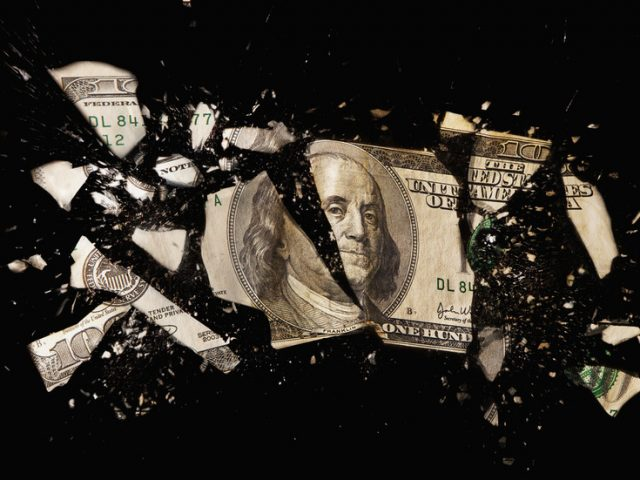 Dump the dollar: Russia has now gotten rid of over 96% of its US debt holdings
