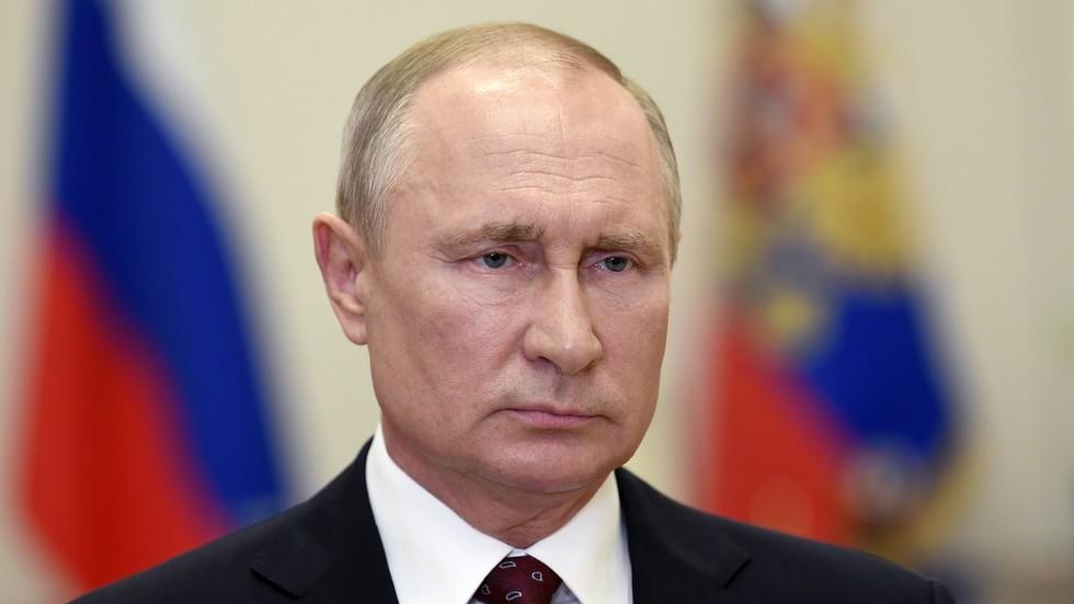 President Vladimir Putin has announced