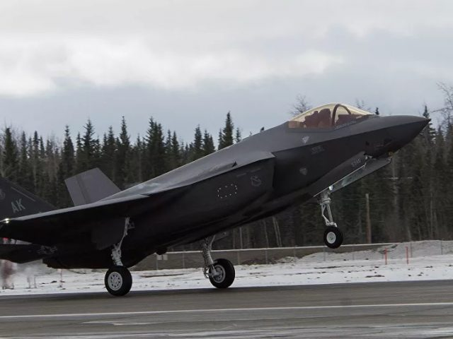 Pentagon, Lockheed Martin Tone Down F-35 Stealth Coating's 'Bubbling and Blistering' Issue