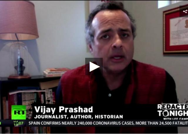 How coronavirus defeated the US (w/ Vijay Prashad)