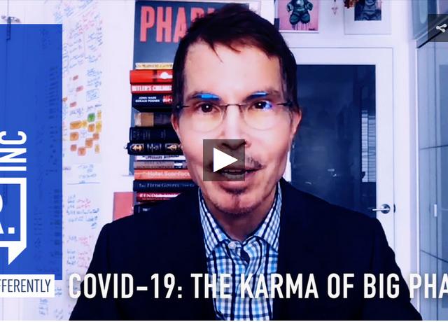 The karma of big pharma