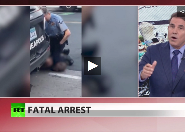 US marshal explains what Minneapolis cops did wrong