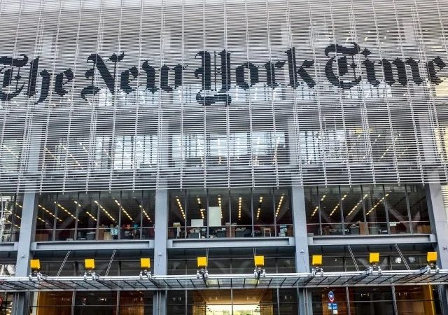 Russian journalists accuse NY Times of stealing stories that earned it Pulitzer Prize – for second time