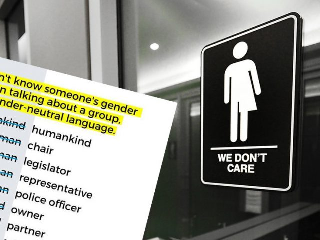 So, your Landlord is now your… Owner? UN-backed list of 'gender-neutral' terms met with brutal mockery