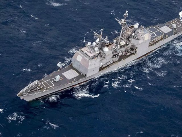 US Navy Warship Spills Nearly 4,000 Gallons of Diesel Into Virginia River, Prompts Probe
