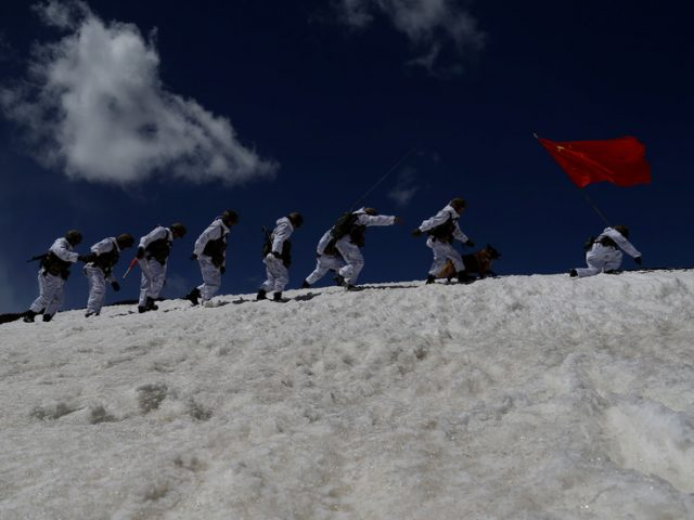 Washington pushing US & China to 'brink of new Cold War,' Beijing warns