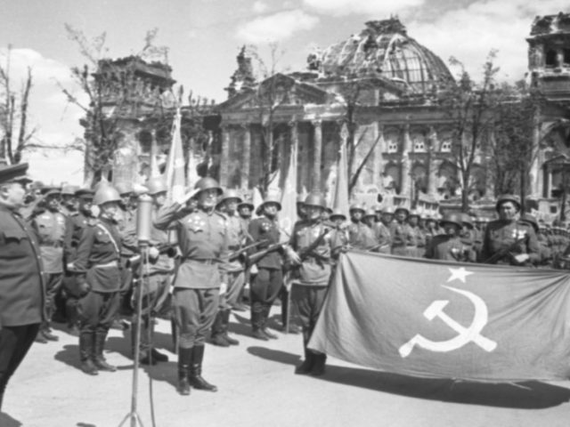 United States officially REWROTE history this V-day when it IGNORED Soviet Union's role in defeating Nazism