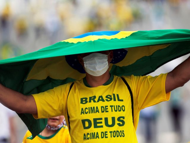 US imposes Covid-19 travel ban on Brazil visitors, excluding Americans