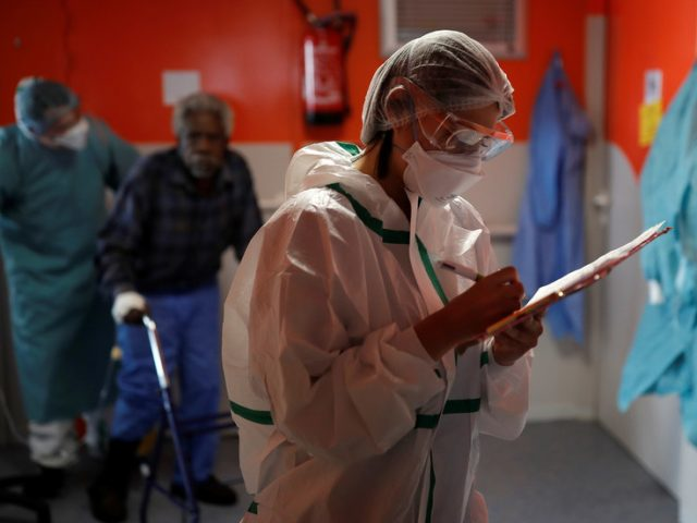 Number of confirmed Сovid-19 infections in Europe exceeds 1.5 million – AFP tally