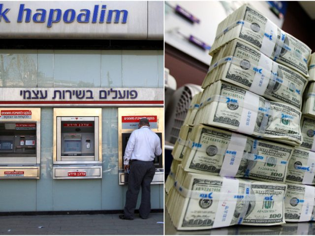 Israel's largest bank agrees to $874mn fine for conspiring to help US citizens hide $7.6 BILLION in assets overseas