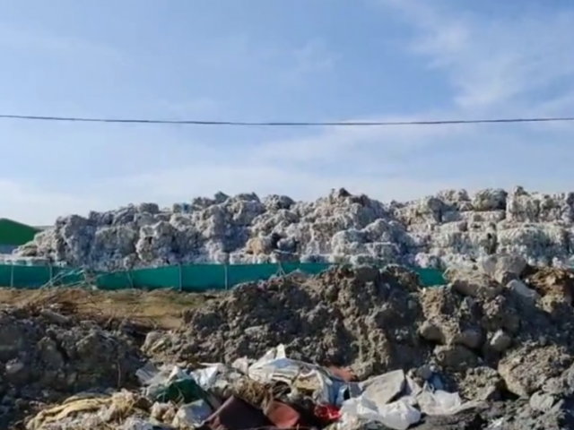 'We can't be garbage dump for Europe': Fears in Turkey over imported plastic waste spike