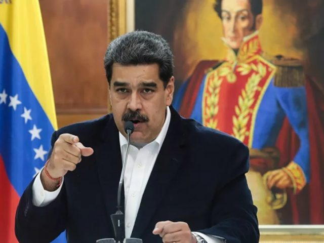 Maduro Accuses Colombian President of Ordering to 'Infect' Venezuela With Coronavirus – Report