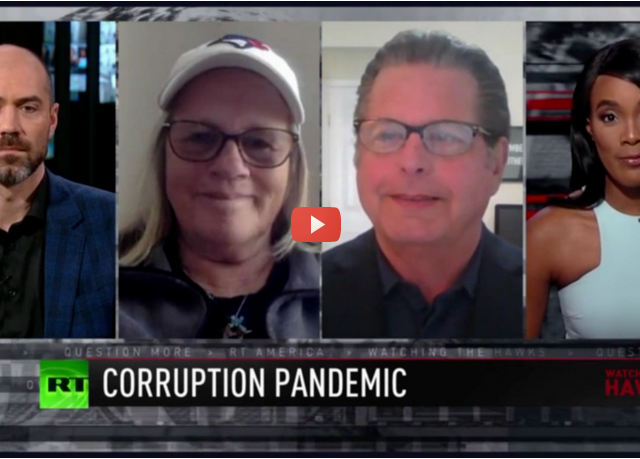 Plague of Corruption' & climbing Covid numbers