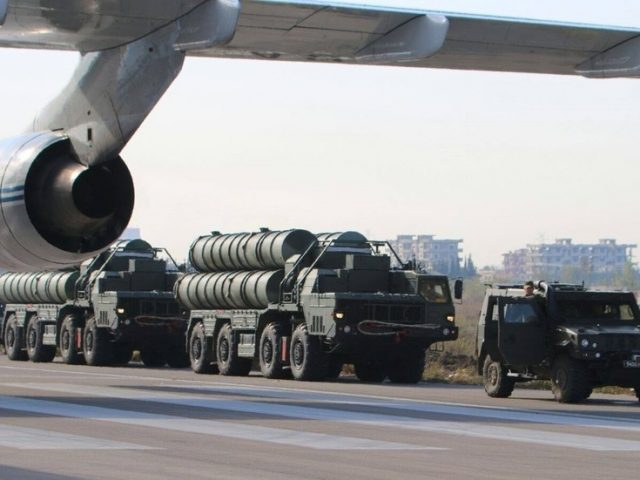 'We bought it to use it, full stop': Turkey awaits MORE S-400s as it activates 1st of its new systems, defense industry chief says