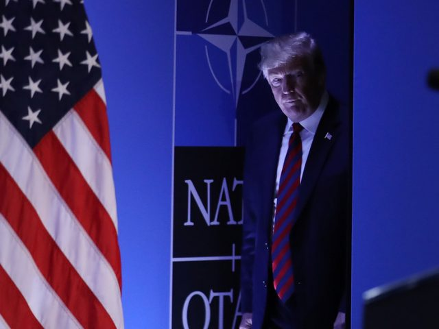 NATO cannot survive a second Trump term