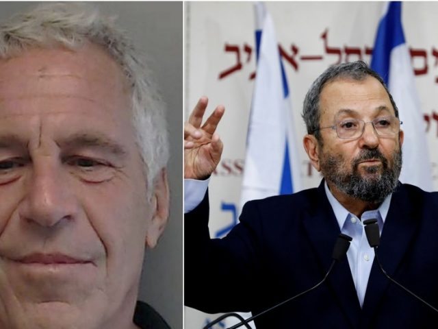 Former ISRAELI PM named as SEX OFFENDER in Epstein court filings submitted by Dershowitz