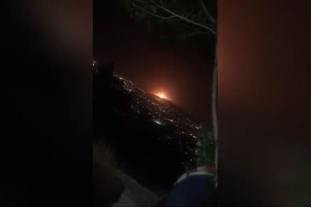 MASSIVE EXPLOSION rocks gas storage facility near military & research site outside Tehran (VIDEOS)