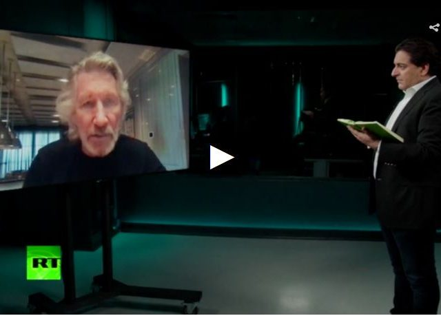 Pink Floyd co-founder Roger Waters condemns Israel's annexation of West Bank, warns of nuclear war!