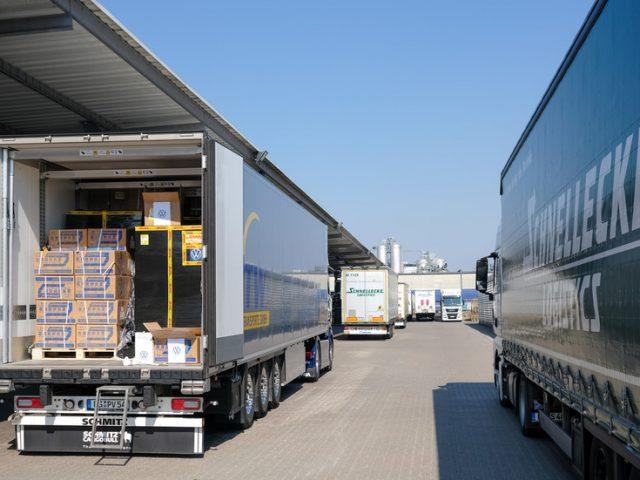 Zeitgeist heist: Truck with 400,000 MASKS parked outside German cafe gets stolen & RANSACKED