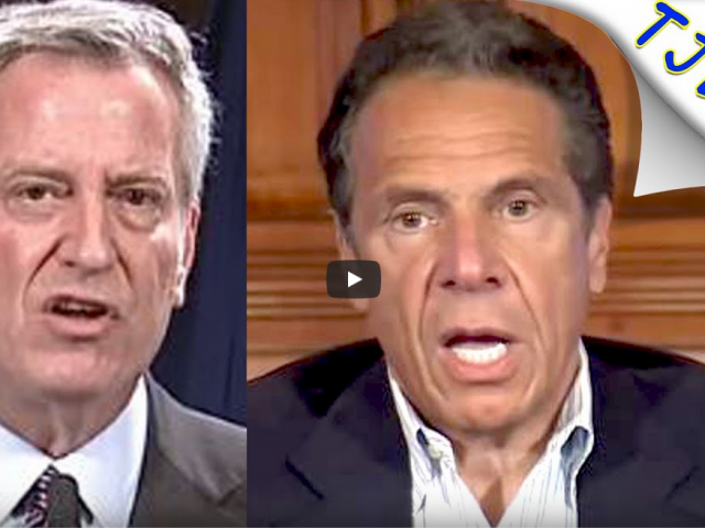NY Mayor Defends Cops Brutality & Cuomo Condemns It