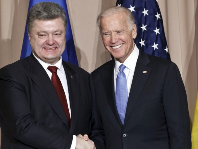 Hunter's millions: Ukrainian MP reveals new 'Biden-Poroshenko' tapes, claims VP's son was paid 'protection money' by Burisma