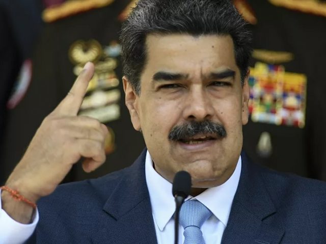 Venezuelan President Maduro Says Referendum on His Resignation Possible in 2022