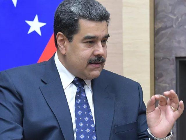 Venezuela's Maduro Willing to Meet With Trump