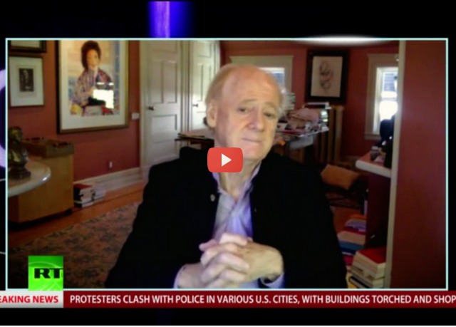 On Contact: Covid-19 & critic of globalization John Ralston Saul