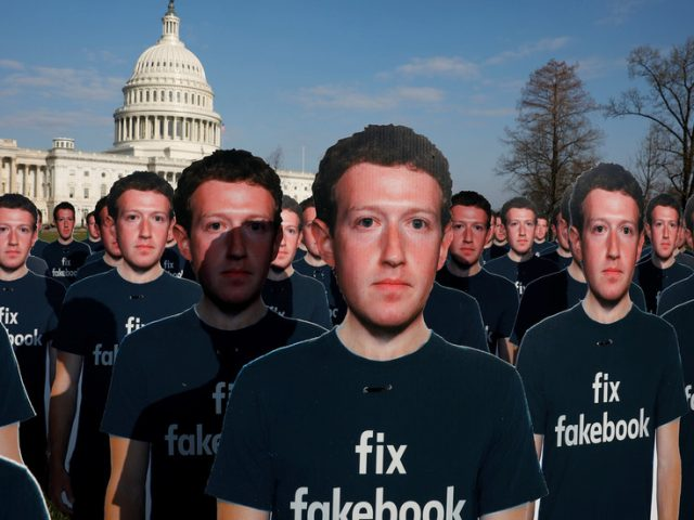 Zuckerberg loses $7.2 BILLION after corporate ad boycott pressing Facebook to police 'hate speech'