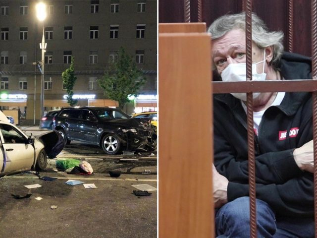 'This is not a movie, you can't rewind': Russian actor Efremov begs forgiveness after fatal drunk-driving car crash