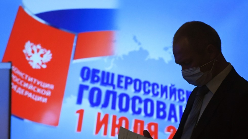 Russia's Central Election