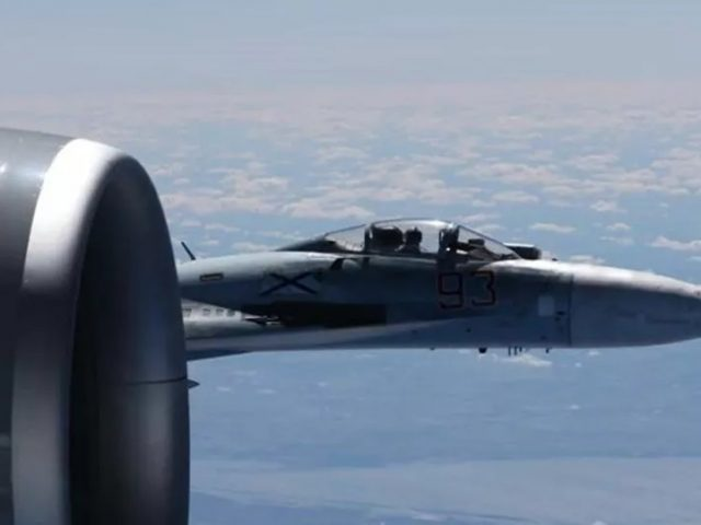 Russia Spotted 35 Foreign Spy Jets Close to National Airspace Over Past Week