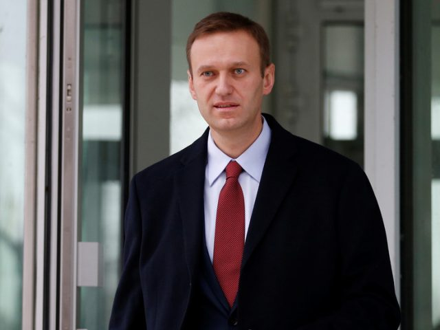 Moscow protest leader Navalny faces community service & large fine if found guilty of libeling elderly WWII veteran