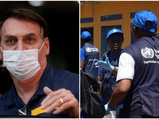 WHO's next? Quitting UN health body is an option unless it stops being 'partisan' & 'political', Brazil's Bolsonaro says