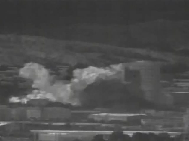 VIDEO purportedly shows North Korea blowing up inter-Korean liaison office